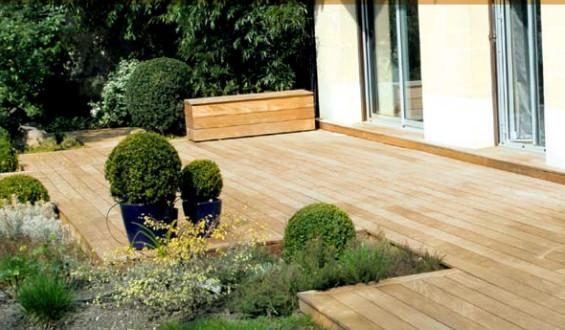 Réaliser Une Terrasse En Bois