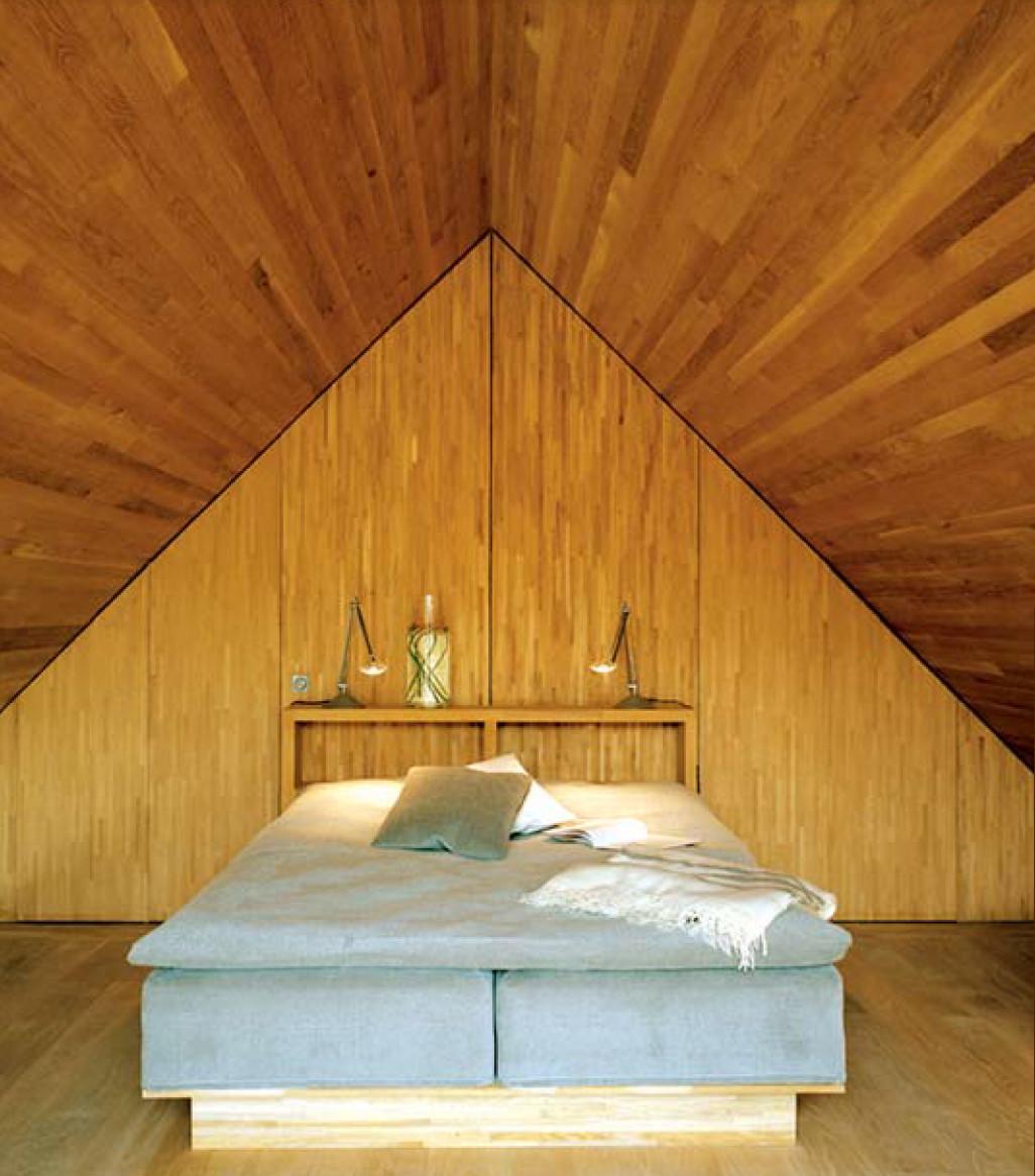 Poser Du Lambris Dans Les Combles dedans aménagement et décoration d'intérieur - mba : bois et construction
