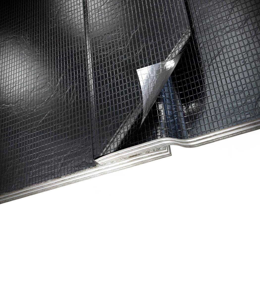 Isolant mince réflecteur TRISO laine - larg.1,60m long.10m