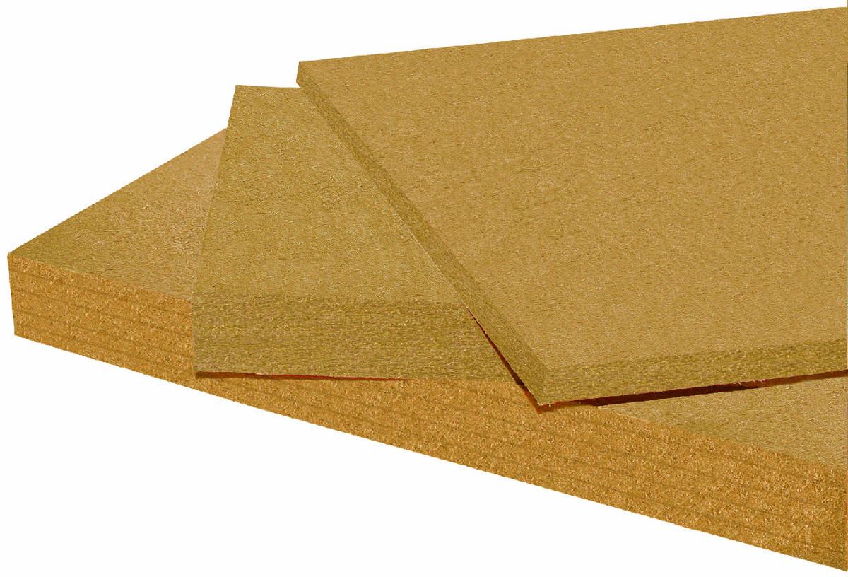 Panneau en fibres de bois PAVATHERM - 1020x 600x Epais. 80mm colis de