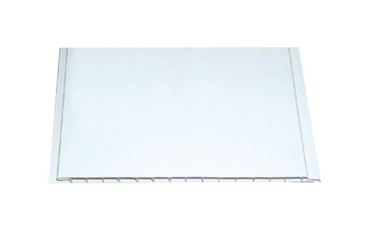 lambris pvc 250 blanc lg mba bois et construction durable. Black Bedroom Furniture Sets. Home Design Ideas