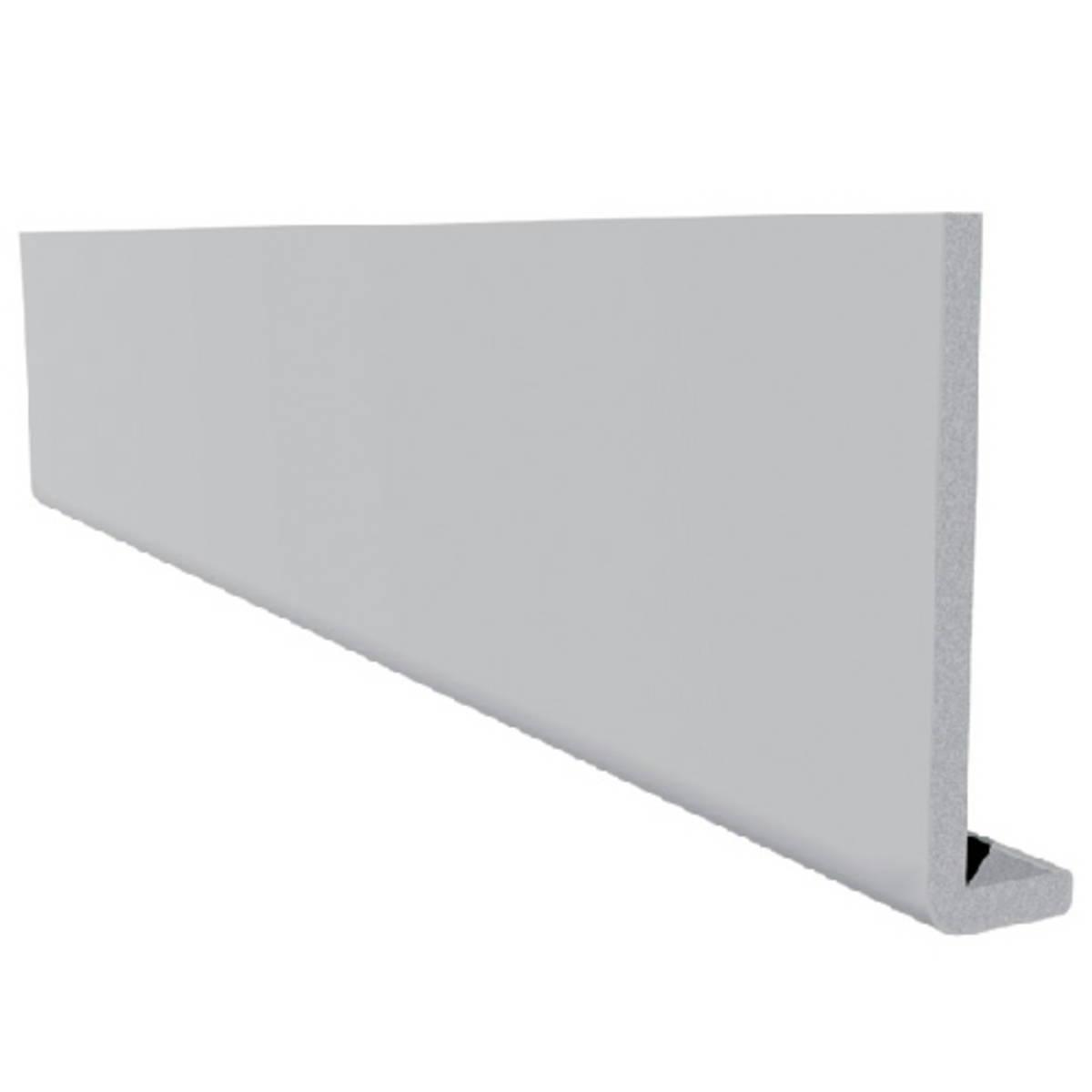 Bandeaux 300mm en l pvc blanc 5ml mba bois et construction durable - Lambris grande largeur ...