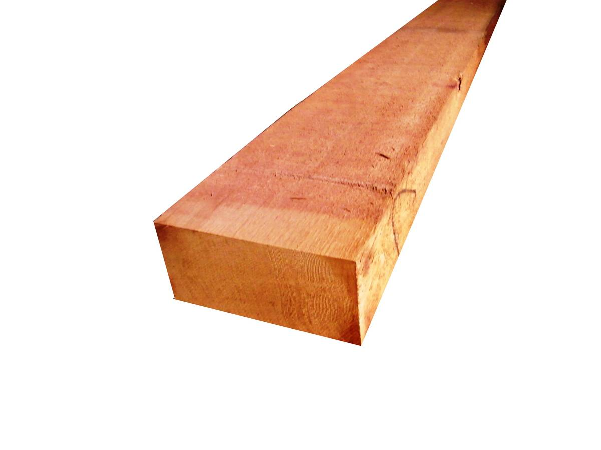 Bois massif en Red Cedar clear 2 - 105x255mm