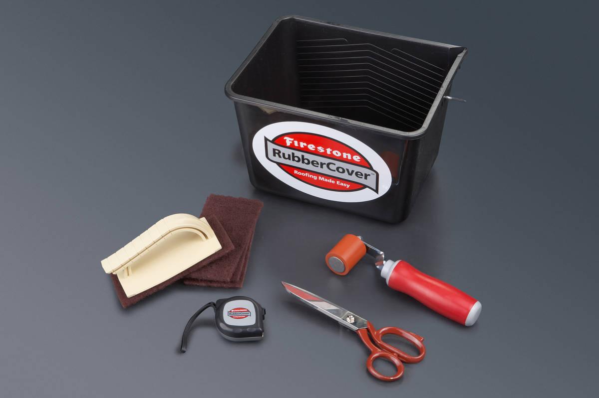 Accessoire pour EPDM rubbercover kit (outillage)