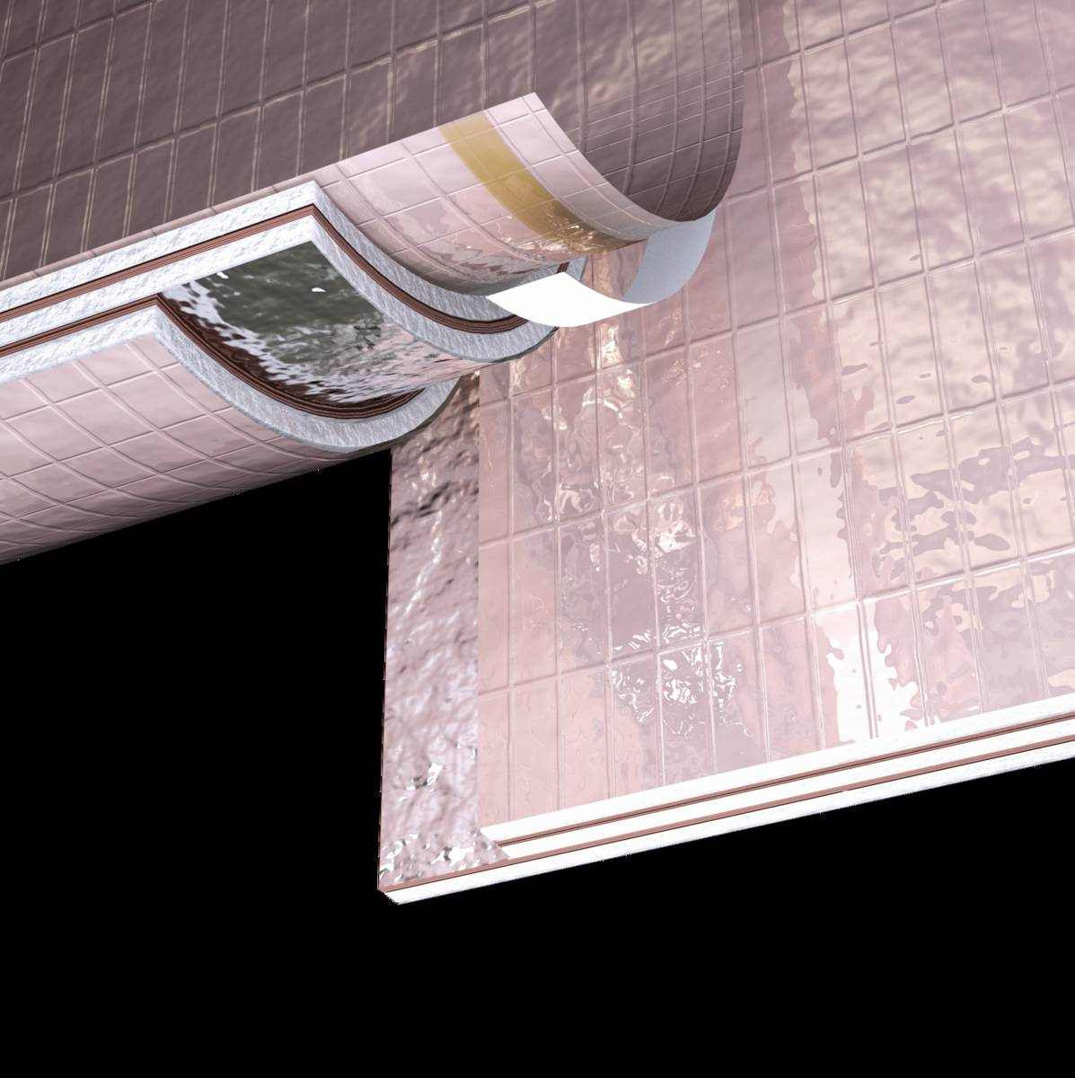 Isolant mince réflecteur TRISO super 12 - larg.1,60m long.10m