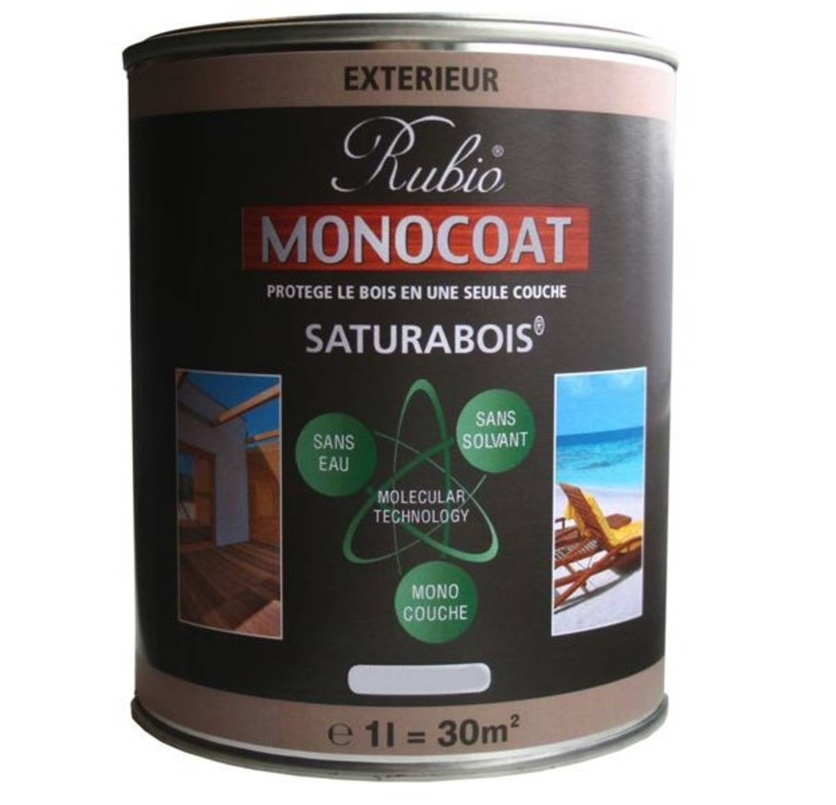 Saturateur monocouche SATURABOIS - 1L