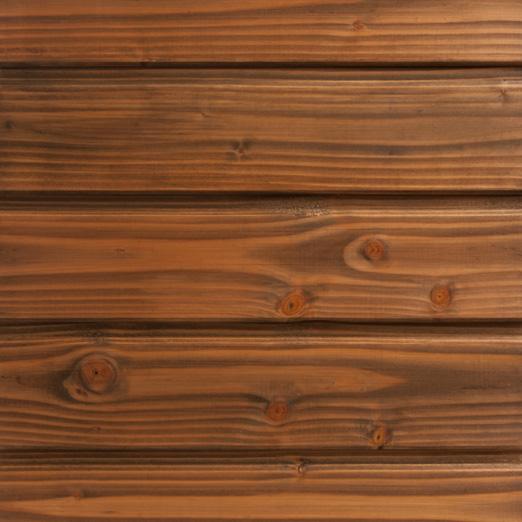 Bardage en douglas faux claire voie choix a b 26x135 mm finition ardoise mba bois et - Bardage claire voie douglas ...