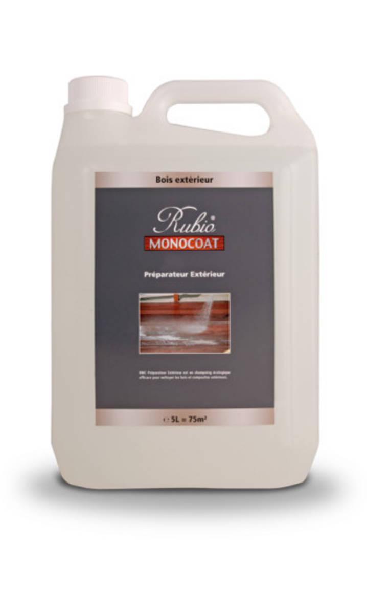Shampoing pour bois exterieurs - Wood cleaner 1 L