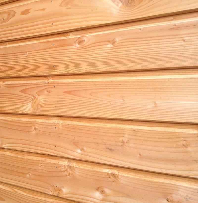Bardage claire voie en douglas 27x68 mba bois et construction durable - Bardage claire voie douglas ...