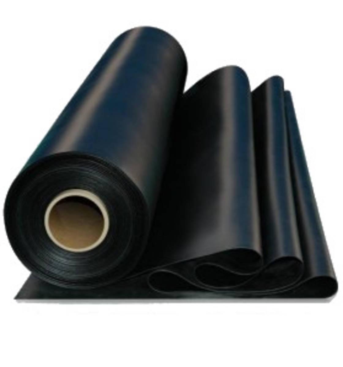Membrane Firestone RubberCover™ EPDM - découpe personnalisée Larg 6.1m