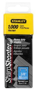 agrafes 10mm type g stanley - 1000 pcs  ref 1-tra706t