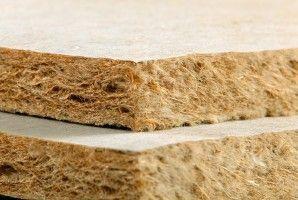Panneau en fibres de bois Isonat Flex 40 - 1220*580 mm ép 80 mm