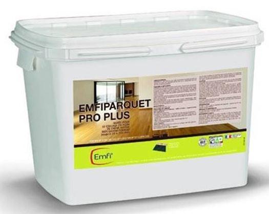 Colle parquet emfiparquet pro plus - seau de 3 sachets de 6kg