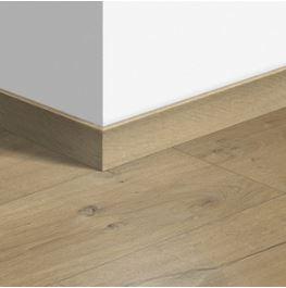 Accessoire de sol stratifié - Quick Step - Plinthe Standard 58x12x2400mm