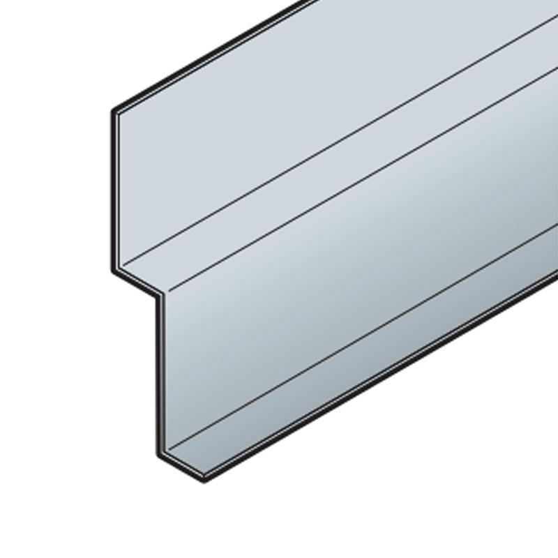 Accessoire de finition clin cedral lap profil de départ alu 3.00ml - coloris C01 à C10 - réf 20