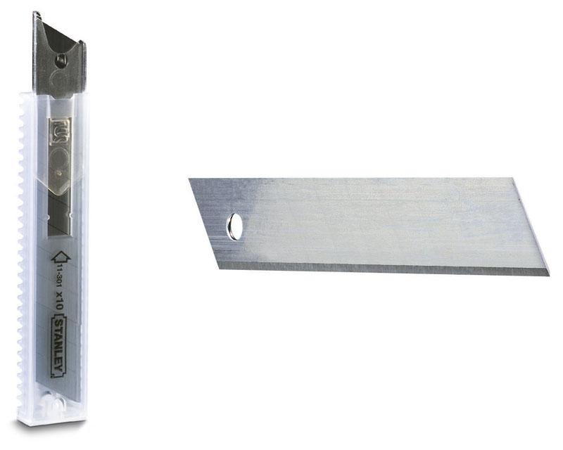 lames de cutters 18mm - distributeur 10 lames ref 0-011-301