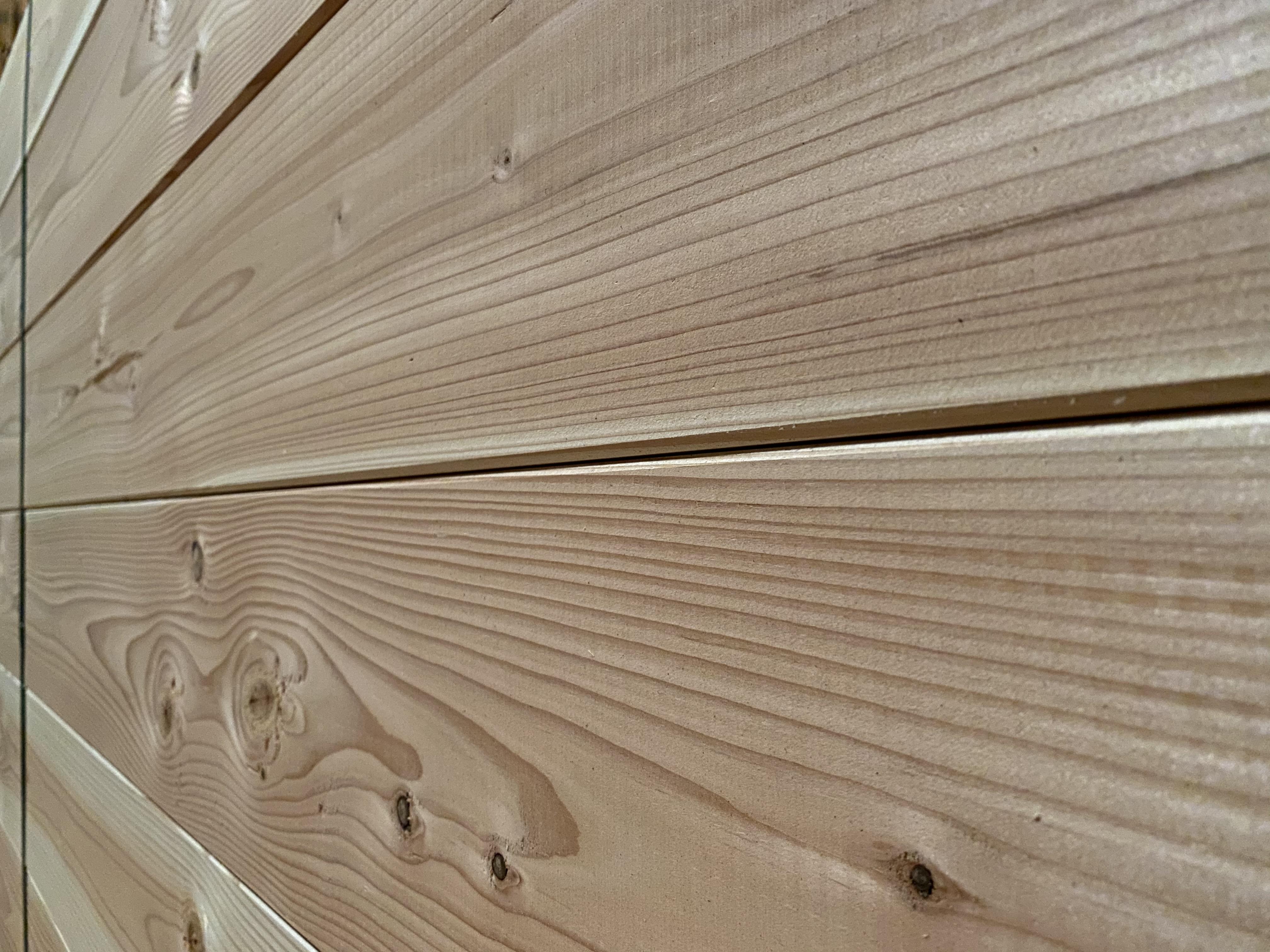 Lame de terrasse en Douglas 2 faces lisses - 27X145 mm