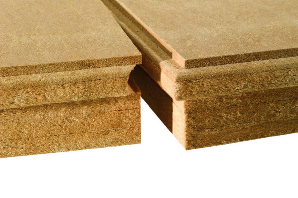 Panneaux de sous-toiture / mur - PAVATHERM+1800x580x60 mm