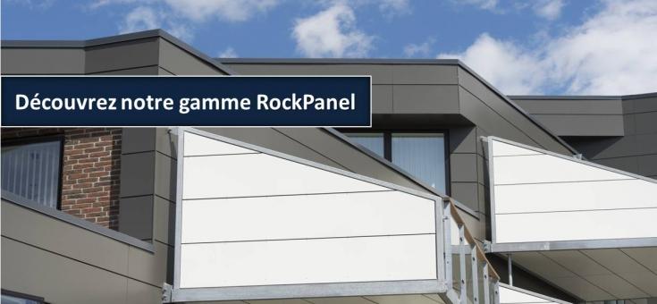 Nouveauté RockPanel en stock